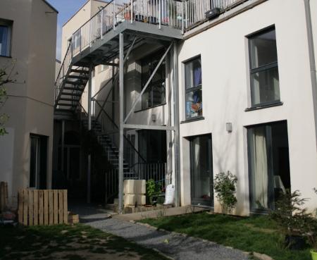 Wohnprojekt Unisson (Paris)