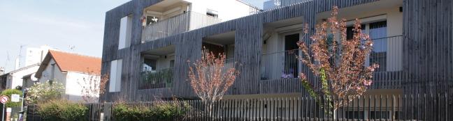 "Wohnprojekt ""Le Grand Portail"" (Nanterre)"